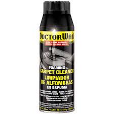 Пенный <b>очиститель</b> для <b>тканой</b> и ковровой <b>обивки Doctor</b> Wax.
