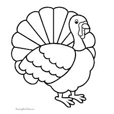You can save your interactive online coloring pages that you have created in your gallery, print the coloring pages to your printer, or email them to friends and family. Print These Free Turkey Coloring Pages For The Kids