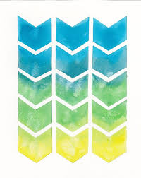 Ombre Pattern