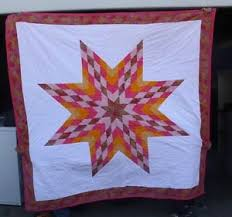 NEW NATIVE AMERICAN STAR QUILT 74X77 AMAZING CRAFTMANSHIP FREE ... & Image is loading NEW-NATIVE-AMERICAN-STAR-QUILT-74X77-AMAZING-CRAFTMANSHIP- Adamdwight.com