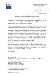 Civil Engineering Recommendation Letter Barca Fontanacountryinn Com