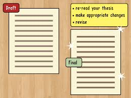 what is a thesis statement in a essay thesis essay topics how to  ways to write a thesis statement wikihow