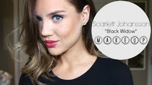 shocking scarlett johanson black widow makeup of hair color concept and ideas black widow hair color