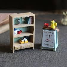 mini furniture. Furniture Chair Miniature Fairy Garden Decoration Houses Mini Craft Micro Landscaping Decor Home DIY Accessories-in Figurines \u0026 Miniatures From E