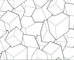 Geometric Shapes Free Educational Coloring Pages Online Fun Pixel
