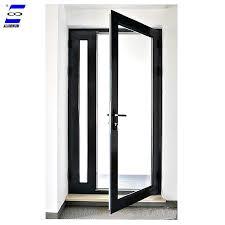 french design exterior aluminum glass