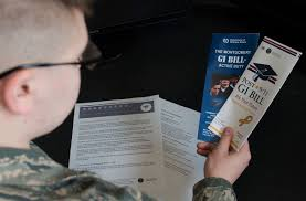 Moaa Some Gi Bill Rates Are Increasing Aug 1