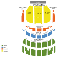 Exact Randolph Theatre Toronto Seating Chart Oriental