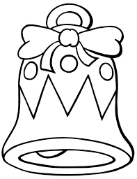 Small Picture Bell clipart coloring page Pencil and in color bell clipart