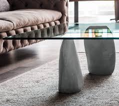 agreeable italia stone coffee table
