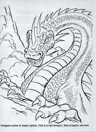 Puff The Magic Dragon Coloring Pages Real Dragon Coloring Pages