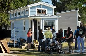 Small Picture Tiny house festival goes big in St Johns County Jacksonville