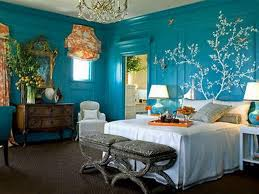 Quirky Bedroom Bedroom Modern Blue Wall Bedroom Ideas For Women That Can Be
