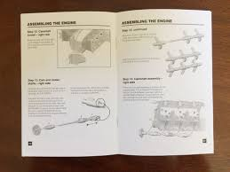 how a porsche 911 flat six boxer engine works toy scale model by instruction manual for porsche flat six scale model