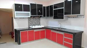 For Kitchen Furniture Fully Aluminium Kitchen Cabinet Review Youtube