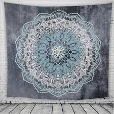 mandala tapestry mandala wall hanging
