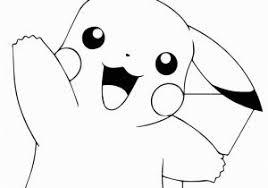 Pokemon Pikachu Coloring Pages Free Printable Pikachu Coloring Pages