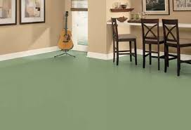 painting a cement floorBring basement floors to life