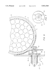 Patent us5921510 cable tie with christmas tree fastener voyager wiring diagram for wiring harness wiring harness tree fastener