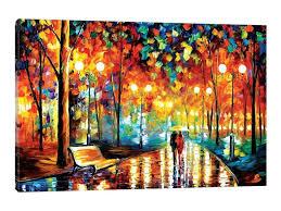 rains rustle ii canvas art print prints canada
