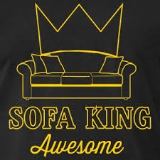 sofa king awesome. Simple Awesome Sofa King T Shirts Spreadshirt On Awesome