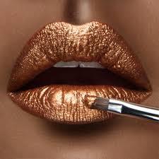 Image result for brown metal lipstick