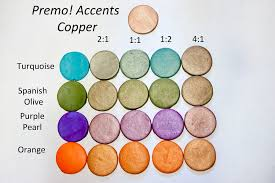 Premo Color Mixing Chart New Color Tuesday A Month At A Glance Synssculpeyblog