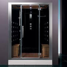 steam shower kit. Steam Shower Walk In Corner Combo Showers Kit D