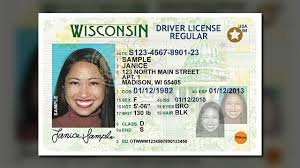 License – 'enhanced' Under Rolled Driver's Card Corner Covertly Being Jopipes National Id Programs Out