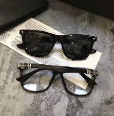 Square Designer Sunglasses Mens Heart Luxe Square Polarized Sunglasses Black W Silver Frame And Black Sonnenbrille Designer Sunglasses Summer Driving Glasses New Sunglasses