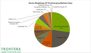 in 1995 the tech sector consuted merely 2 of the msci emerging markets index