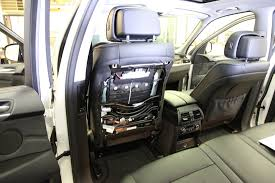 active headrests what are they and how to install dvd s seat back removed for installation