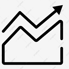 Office Trend Chart Icon Design Arrow Office Truck Png