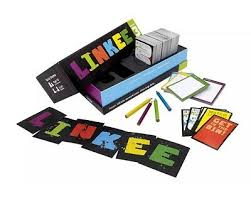 Linkee Game From Ideal Number 3 Updated 3rd Edition Family