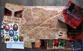 Review Letters From Whitechapel Mail Written In Blood