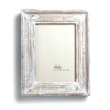 antique white picture frames vintage photo wood frame 6 x