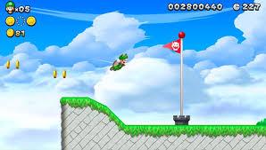 New Super Mario Bros U Deluxe All Secret Exits And World