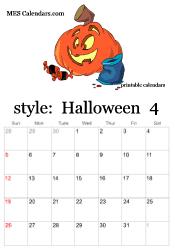 Halloween Photo Templates | Halloween Stationery, Calendar Templates ...