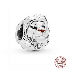 2019 <b>New Arrival 925 Sterling</b> Silver Beads The Lion King Simba ...