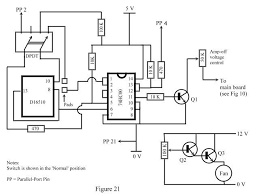 peter lloyd s equipment pages a circuit diagram for my extra circuit board is shown in figure 21 the observant reader will notice that where the diagram shows 470 ohm resistors