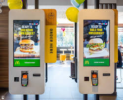 Mcdonalds Vending Machine Stunning McDonald's Is Getting Fancy And We Don't Know How To Feel About It