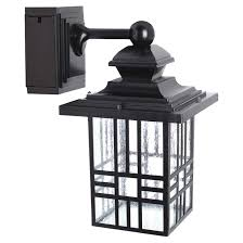 hampton bay exterior wall lantern with built in electrical outlet gfci. exterior wall light with built in electrical outlet led lantern gfci rona and 5 16315002 l on category 660x660 lighting 660x660px hampton bay gfci
