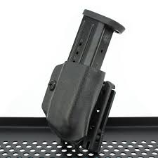 Kydex Magazine Holder Operator OWB Single Pistol Mag Pouch Weber Tactical 53