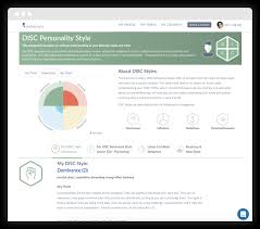 Disc Personality Infographic Rallybright