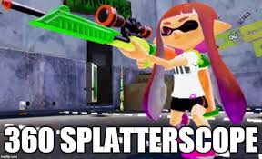 The misadventures of a shit talker — wow more splatoon memes. WHY ... via Relatably.com