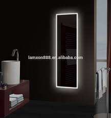Full Size Mirror With Lights Led Dressing Mirror For Cloakroom High Quality Full Length Miror With Led Lights Buy Full Length Dressing Mirror Led Dressing Mirror Hollywood Style
