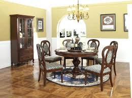 used dining table set awesome wooden home furniture wood tables dining table set used round dining
