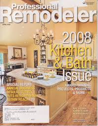 Kitchen And Bath Magazine Tipen Company