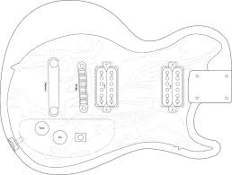 1024x775 custom electric guitar 15 steps with pictures
