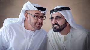أخوي محمد - شعر صاحب السمو الشيخ محمد بن زايد آل نهيان - YouTube